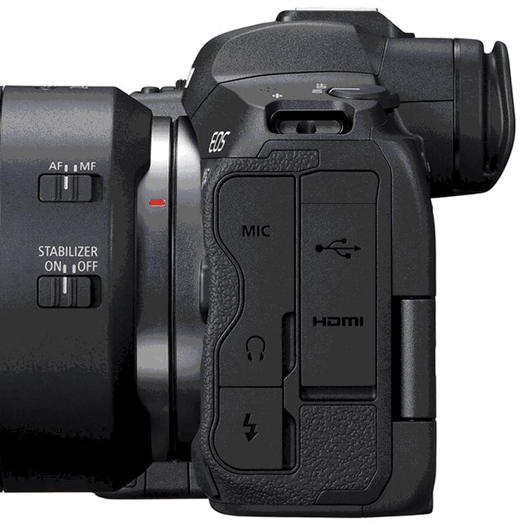 Canon Eos R5 Mirrorless Cor Preto