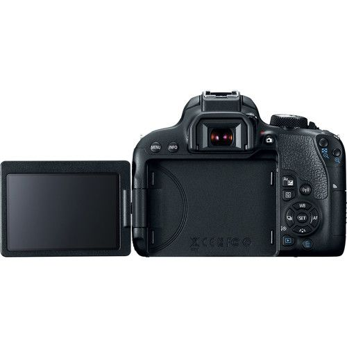 Câmera Canon EOS Rebel T7i DSLR Corpo