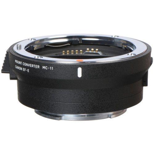 Conversor/Adaptador de Montagem Sigma MC-11 (Lentes de Montagem Sigma EF para Sony E)