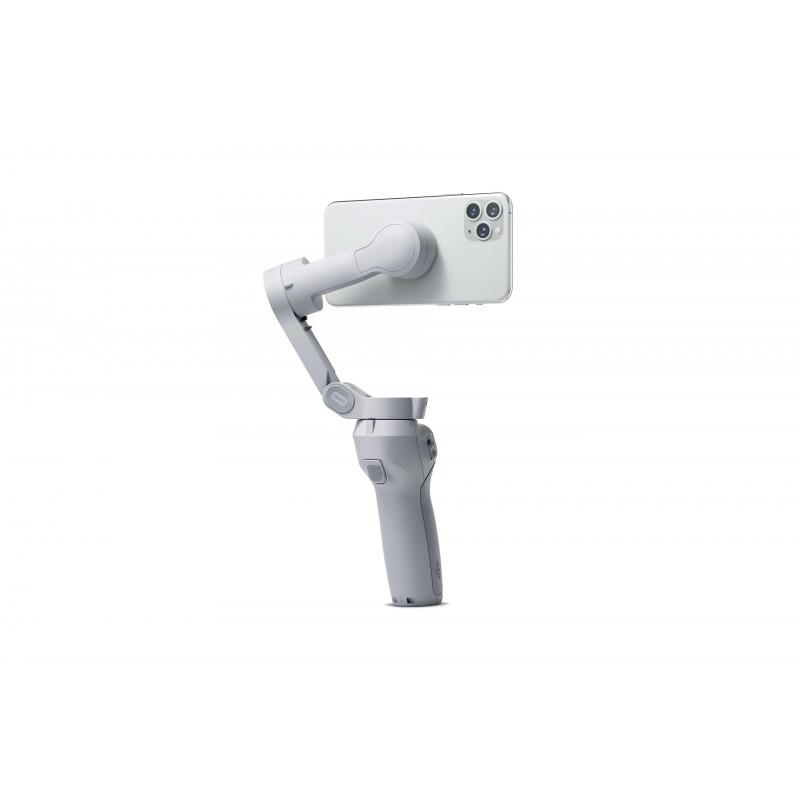 DJI Osmo Mobile 4 Estabilizador Dobrável Magnético com ActiveTrack 3.0