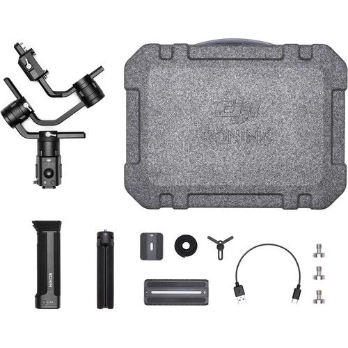 Estabilizador de Cameras DJI Ronin-S Essentials Kit