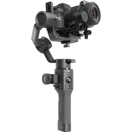 Estabilizador de Câmeras DJI Ronin-SC Pro Combo