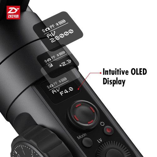 Estabilizador de Câmeras  Zhiyun-Tech Crane 2