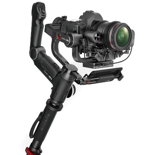 Estabilizador de câmeras  Zhiyun-Tech CRANE 3 LAB