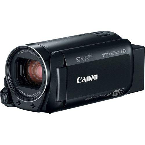 Filmadora de Mão Canon VIXIA HF R80