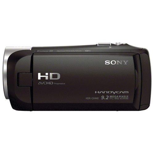 Filmadora de Mão Sony HDR-CX440