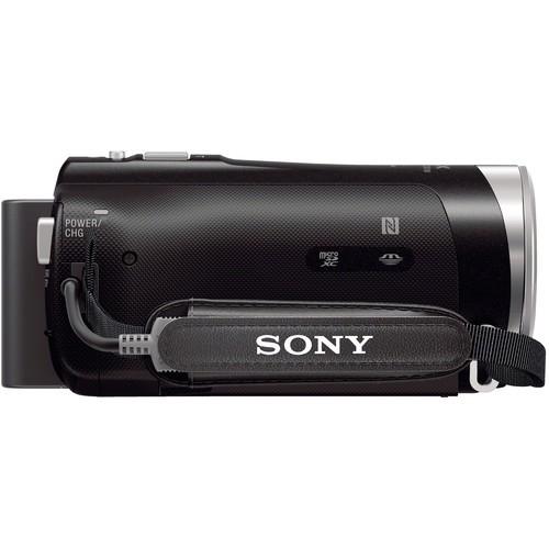 Filmadora de Mão Sony HDR-CX455 c/ memória interna de 8GB