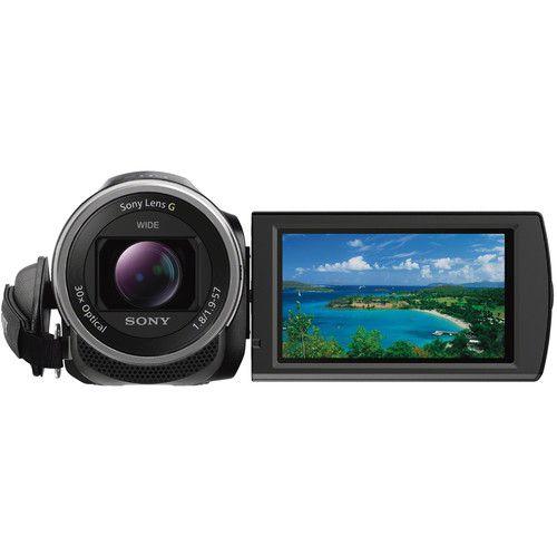 Filmadora de Mão Sony HDR-CX675