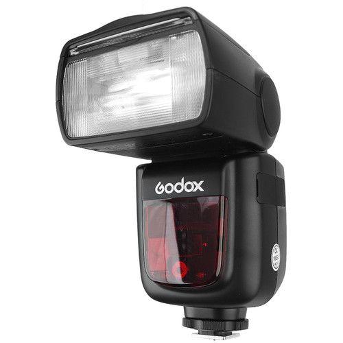 Flash Godox V860 II com Bateria Recarregavel (Fujifim)