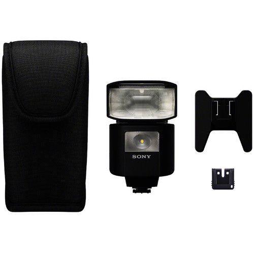 Flash Sony HVL-F45RM - Rádio sem fio