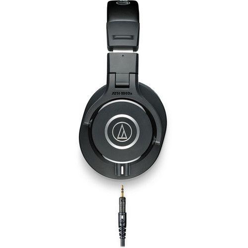Fone de ouvido Audio-Technica ATH-M40x  (Preto)