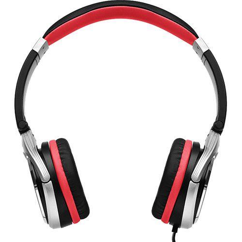 Fone de ouvido DJ Numark HF150 dobráveis 