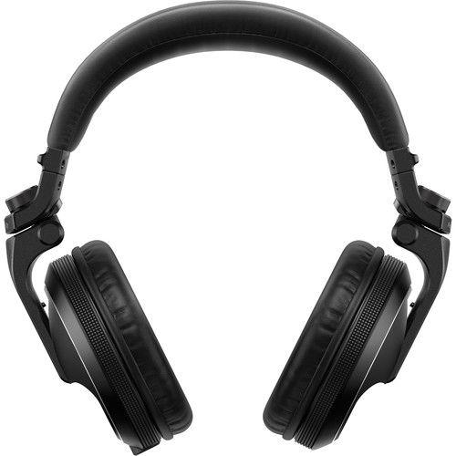 Fone de Ouvido Over-Ear Pioneer DJ HDJ-X5 (Preto)