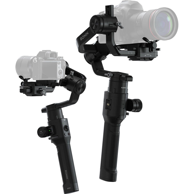 Gimbal Estabilizador de câmeras DJI Ronin-S