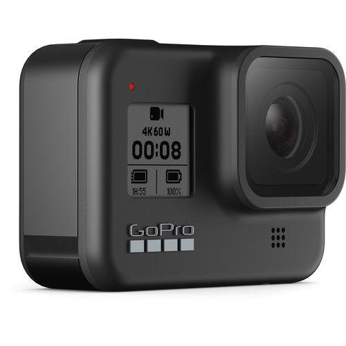 Câmera de Ação GoPro HERO 8 Black 4k