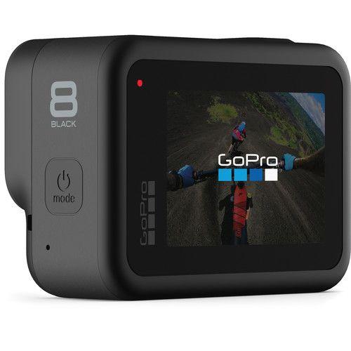 GoPro HERO8 Black c/ Cartão de Memoria 32gb Extreme