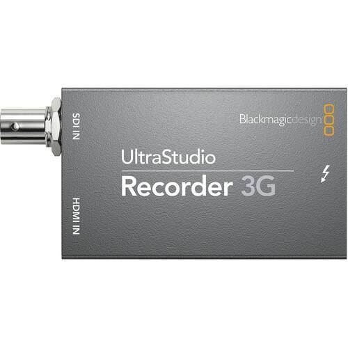 Gravador BlackmagicDesign UltraStudio 3G