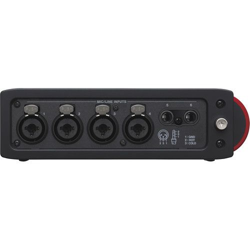 Gravador multicanal portátil Tascam DR-680MKII