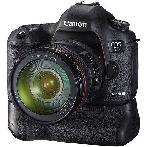 Grip de baterias Canon BG-E11 EOS 5D Mark III, 5D Mark IV, 5DS, & 5DS R