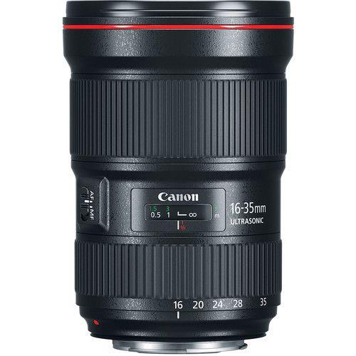 Lente Canon EF 16-35 mm f/2.8L III USM