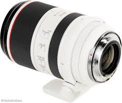 Lente Canon RF 70 200 F/4 L IS USM