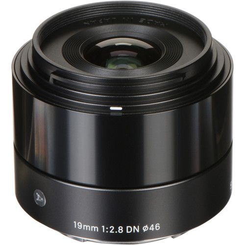 Lente de Art Sigma 19mm f/2.8 DN para Sony E