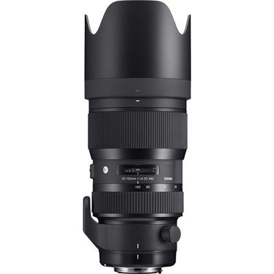 Lente de Art Sigma 50-100mm f/1.8 DC HSM (Canon EF)