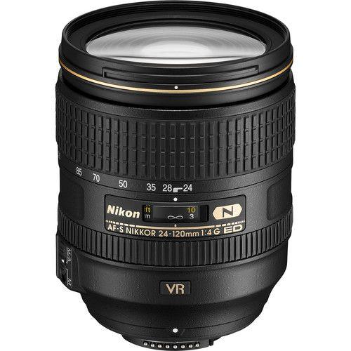 Lente Nikon AF-S NIKKOR 24-120mm f/4G ED VR