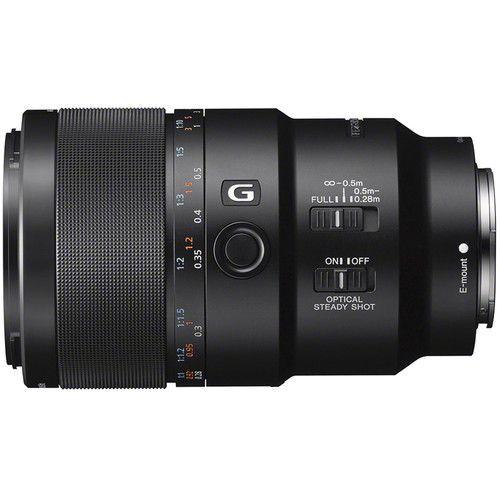 Lente OSS Sony FE 90mm f/2.8 Macro G