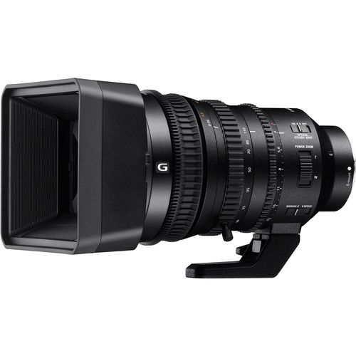 Lente Sony F PZ 18-110 mm f/4 G OSS