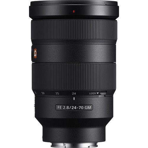 Lente Sony FE 24-70mm f/2.8 GM