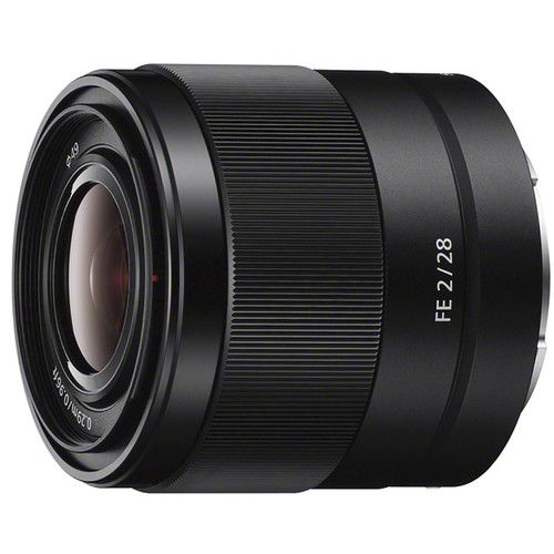 Lente Sony FE 28mm f/2