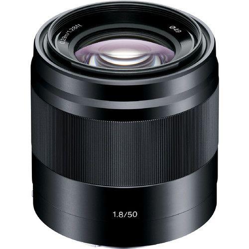 Lente Sony OSS 50mm f/1.8