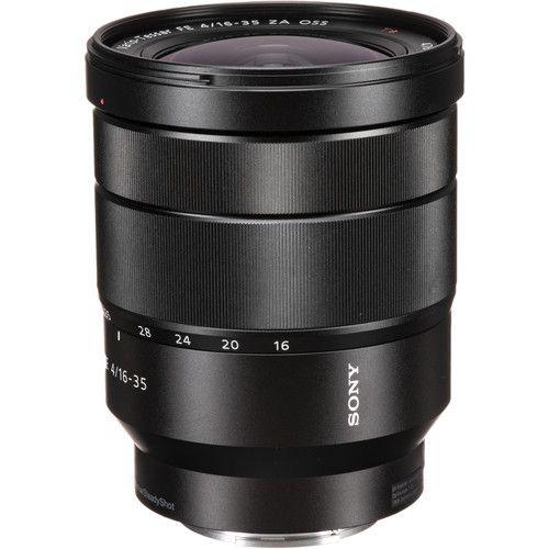 Lente Sony Vario-Tessar T * FE 16-35mm f/4 ZA OSS