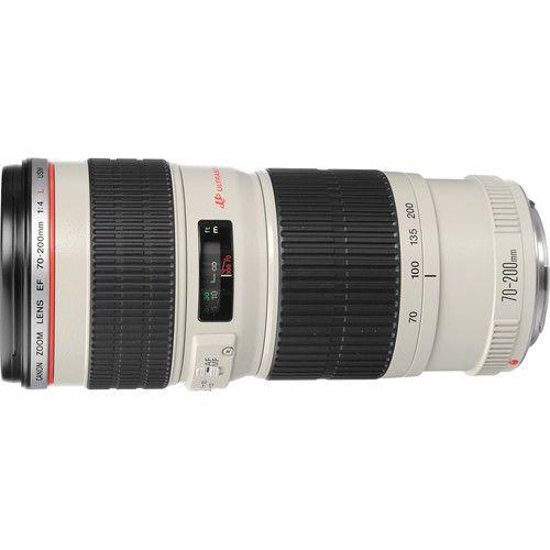 Lente USM Canon EF 70-200mm f/4L