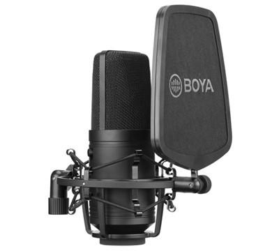 Microfone Condensador Boya BY-M800