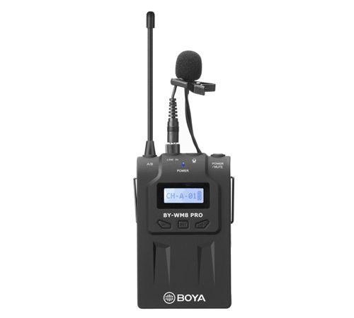 Microfone de lapela BOYA WM8 Pro K1