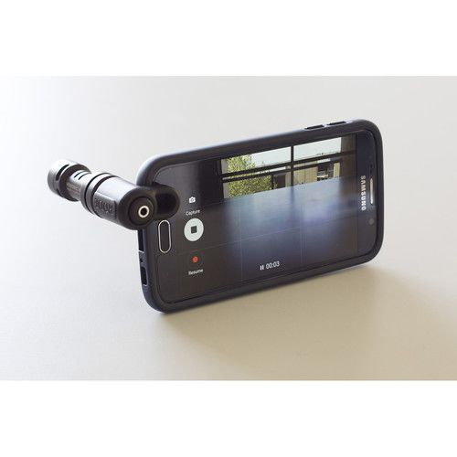 Microfone RODE VideoMic Me para Smartphones Android