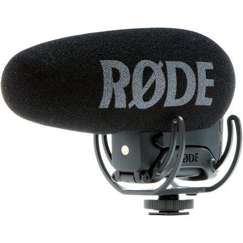 Microfone RODE VideoMic Pro Plus