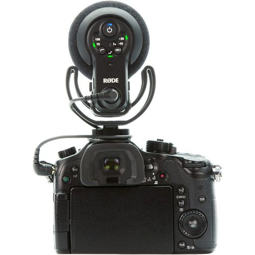 Microfone RODE VideoMic Pro Plus