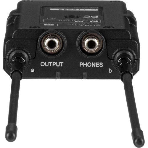 Microfone Sony UWP-D11 de lapela