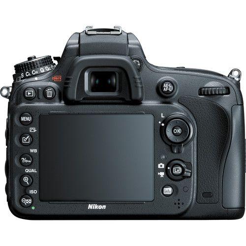 Câmera Nikon D610 DSLR c/ Lente 24-85mm