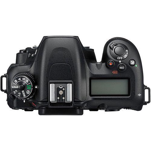 Câmera Nikon D7500 DSLR Corpo