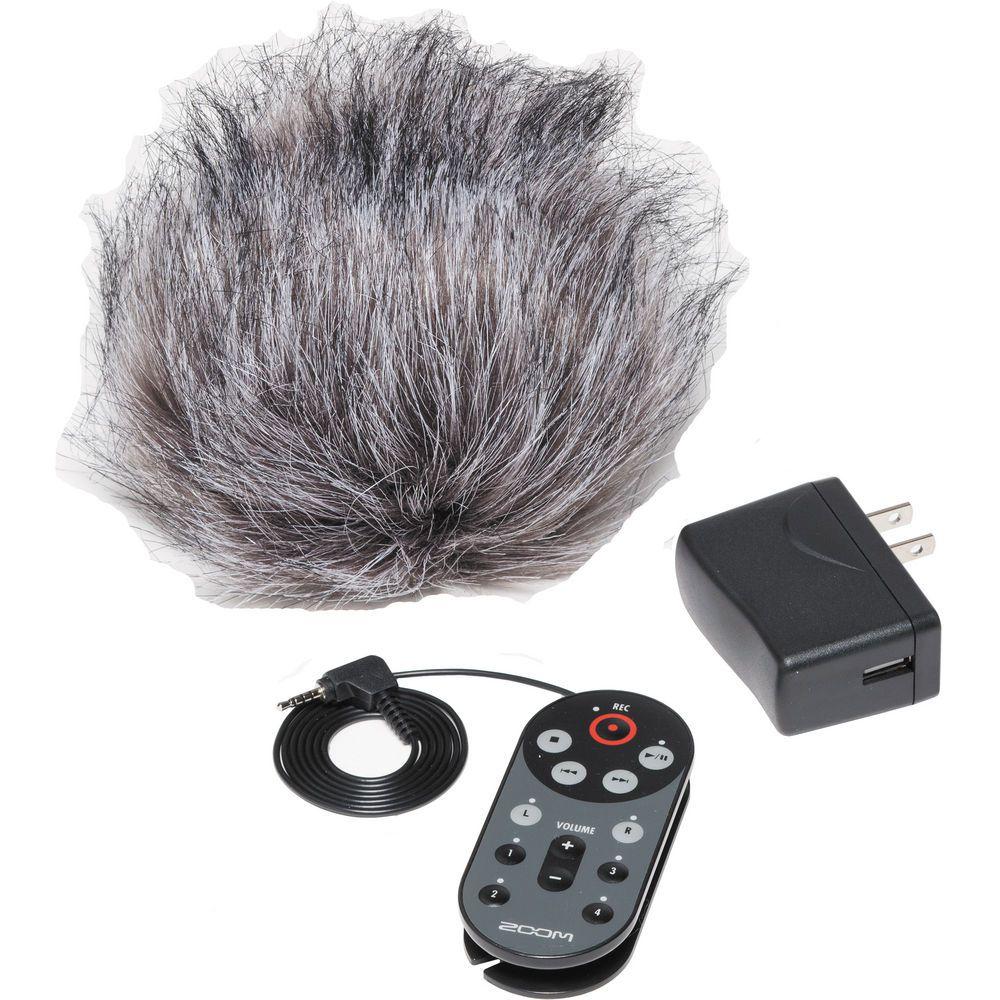 Pacote de acessórios Zoom APH-6 para o gravador digital Zoom H6