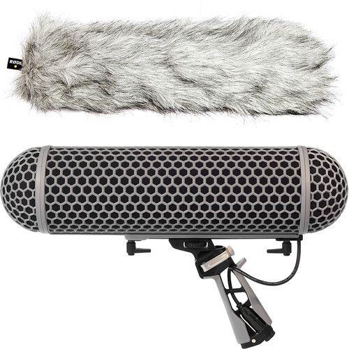 RODE Blimp para suspensão Rycote de Microfones Shotgun
