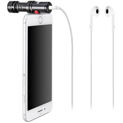 Rode VideoMic Me-L  para Smartphone iOS