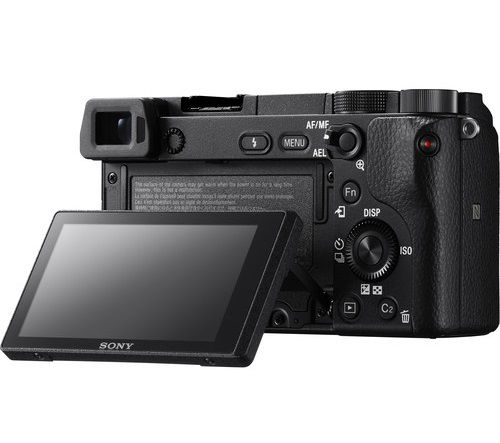 Câmera Sony a6300 Mirrorless c/ Lente 16-50mm