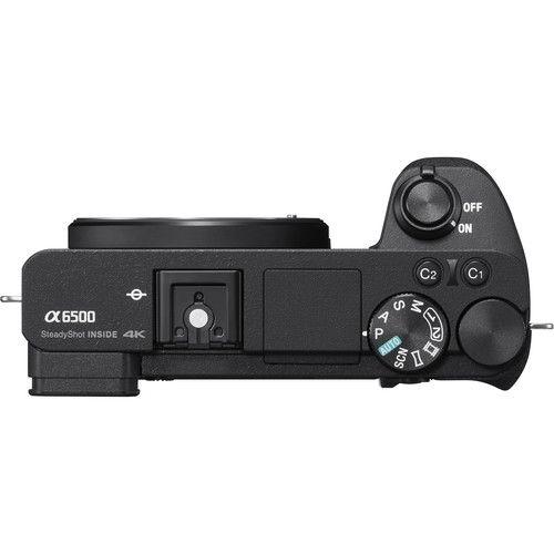 Câmera Sony a6500 Corpo