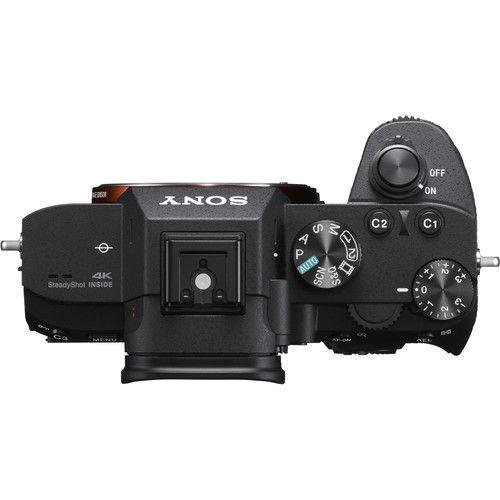 Câmera Sony Alpha A7III Corpo
