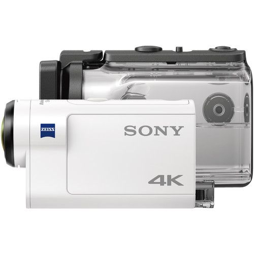 Sony FDR X3000R 4K c/ Controle Remoto